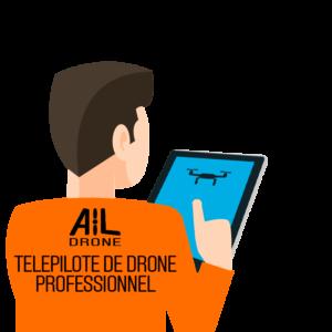Télépilote AL DRONE Prestation de drone et photographie aérienne à Mâcon