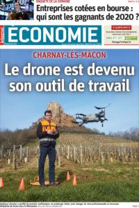 AL DRONE presse Mâcon